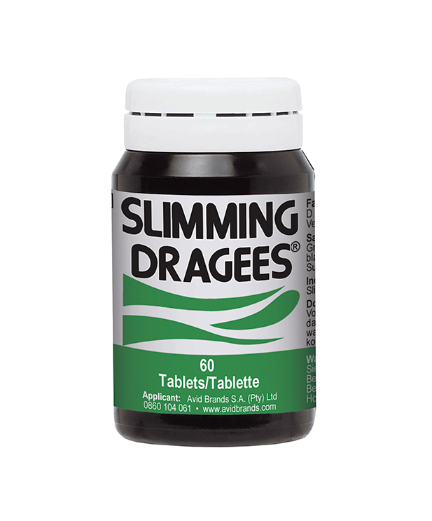 Slimming Dragees 60s