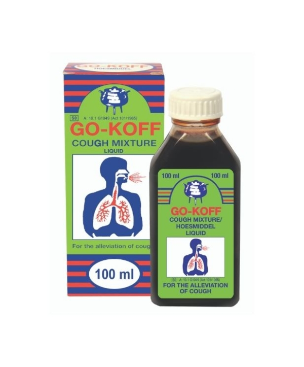 Impilo Go-Koff 100ml