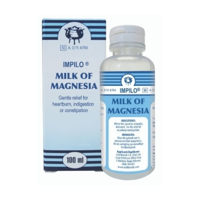 Impilo Milk of Magnesia