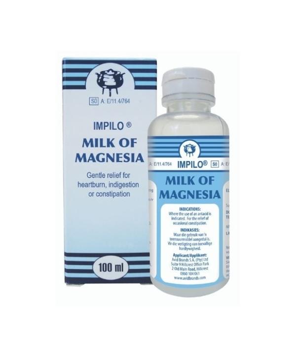 Impilo Milk of Magnesia