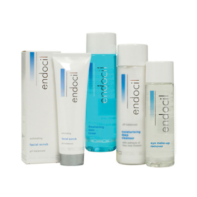 Endocil® Cleansers & Toners
